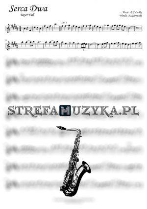 Serca Dwa - Bayer Full saksofon tenorowy