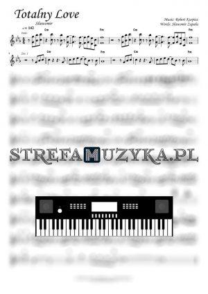 Totalny Love - Sławomir - Nuty na Keyboard