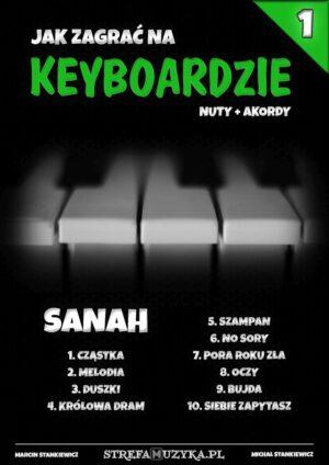 Jak zagrać na Keyboardzie #1 - sanah - Keyboard - StrefaMuzyka.pl